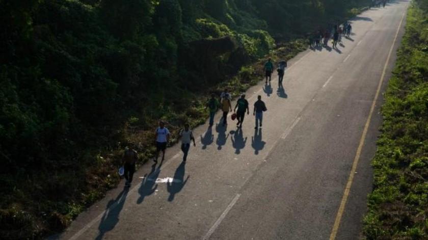 EU autoriza envío de tropas en la frontera por caravana migrante
