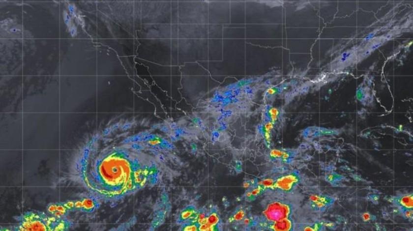"""Se esperan precipitaciones por acercamiento de """"Rosa"""" en Sonora"""