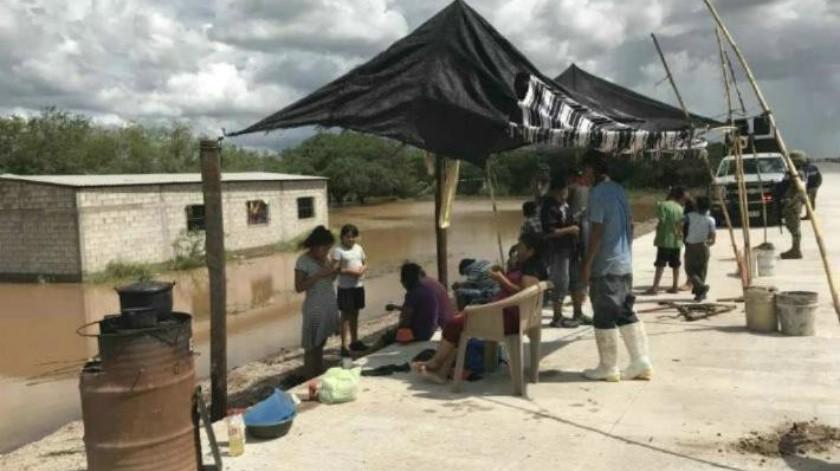 Piden en Senado que destinen recursos del Fonden a Sonora tras fuertes lluvias