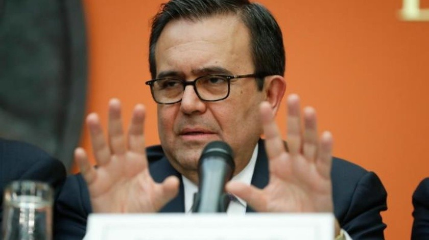 México entregará textos de acuerdo comercial con EU al Senado
