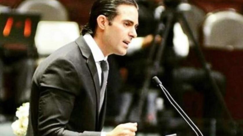 El cantante, actor y ahora diputado, Ernesto D'Alessio, encabezará la Comisión del Deporte