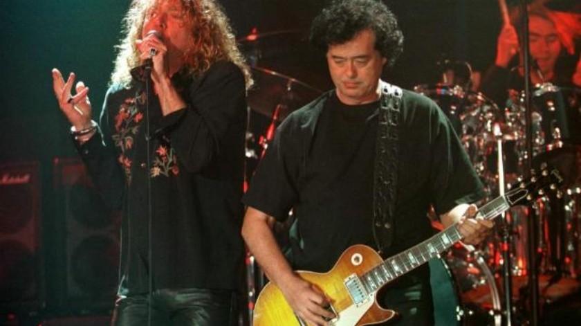 Abren nuevo juicio contra Led Zeppelin por plagio en la canción Stairway to Heaven