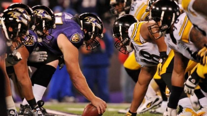 Steelers de Pittsburgh y  Ravens de Baltimore el clásico de la NFL que todos esperan