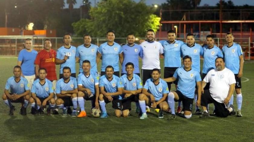 Progresista Ford golea a Innova FC
