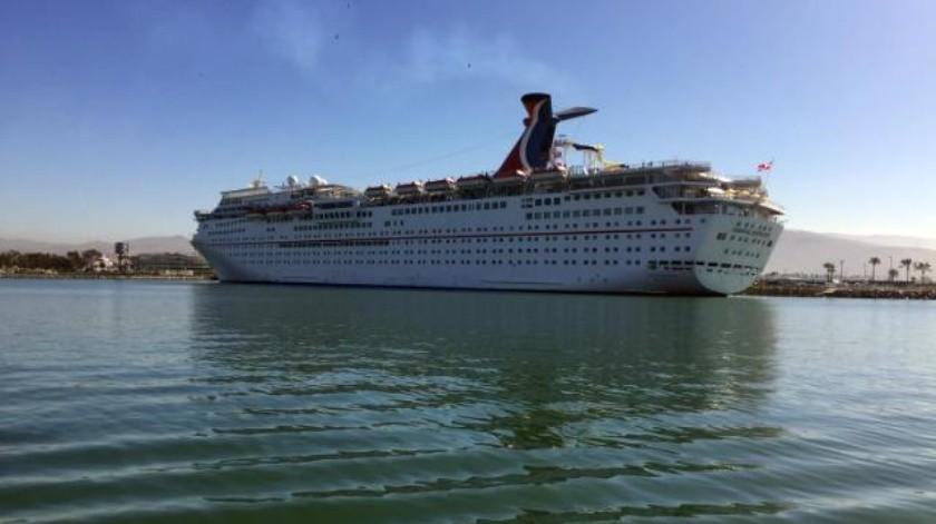 Anuncian arribo de cruceros para octubre en Ensenada