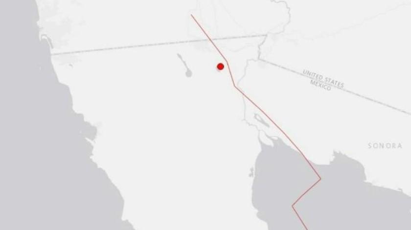 Sacude sismo de 4.2 a Mexicali