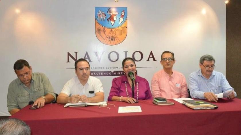 Debe Ayuntamiento de Navojoa 221 mdp a sus proveedores