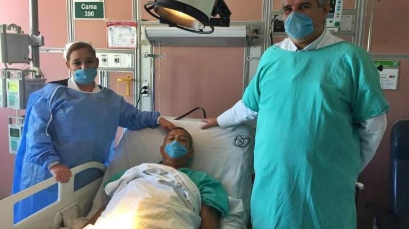 Realiza el IMSS 40 trasplantes de riñón en lo que va del año