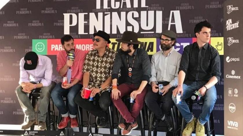 Paté de Fua en Tecate Península 2018.