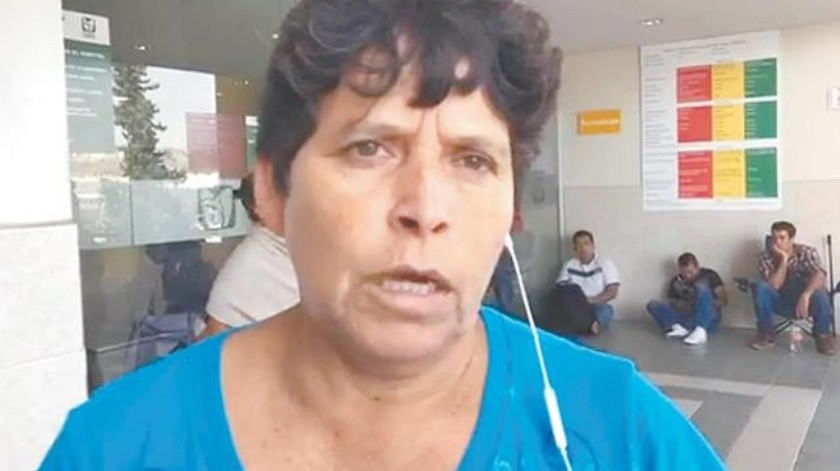 Familiares culpan a clínica del IMSS de muerte de bebé