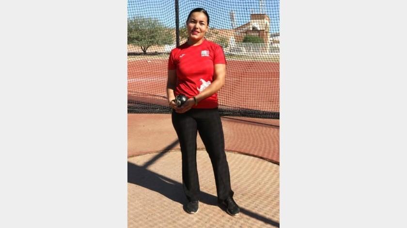 Rebeca Valenzuela se prepara para un 2019 lleno de competencias