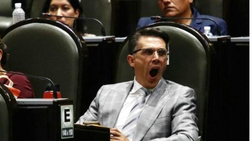 Lanzan petición para quitar a Sergio Mayer de la Comisión de Cultura