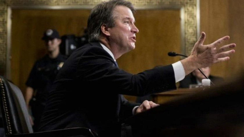 FBI interroga a ex compañeros de Kavanaugh sobre conductas sexuales en Yale