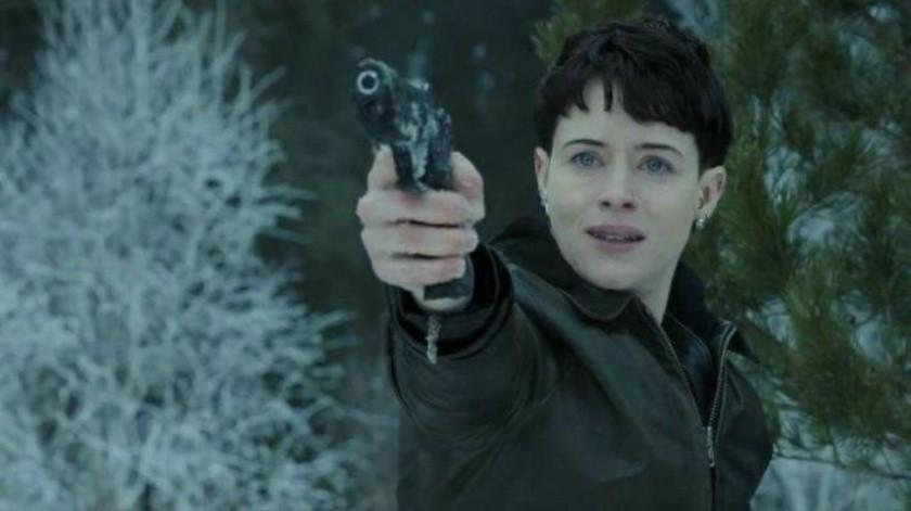 """Claire Foy dará vida a la hacker Lisbeth Salander en """"The Girl in the Spider Web"""""""