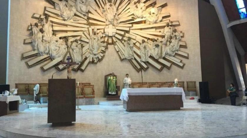 Reportan fuera de peligro a sacerdote atacado en robo en Obregón