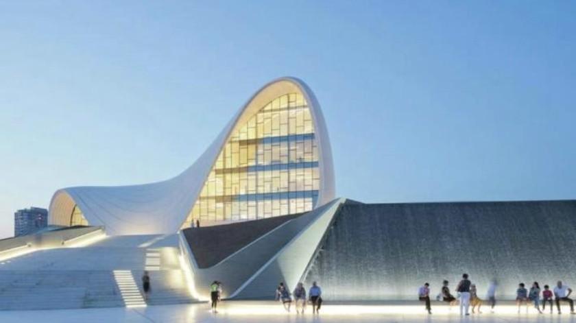 Mostrará el MUAC proyectos de Zaha Hadid
