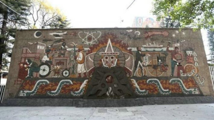 Cuestionan académicos remoción de obras de arte del Centro SCOP
