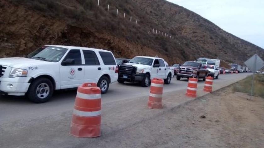 Protección Civil se prepara para la llegada de  tormenta tropical al sur de Ensenada