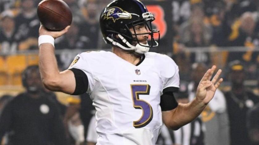 Ravens de Baltimore doblegaron el domingo 26-14 a los Steelers de Pittsburgh