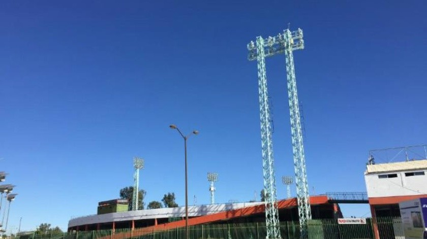 Proyectan venta de estadios Héctor Espino y Tomás Oroz Gaytán en 2018