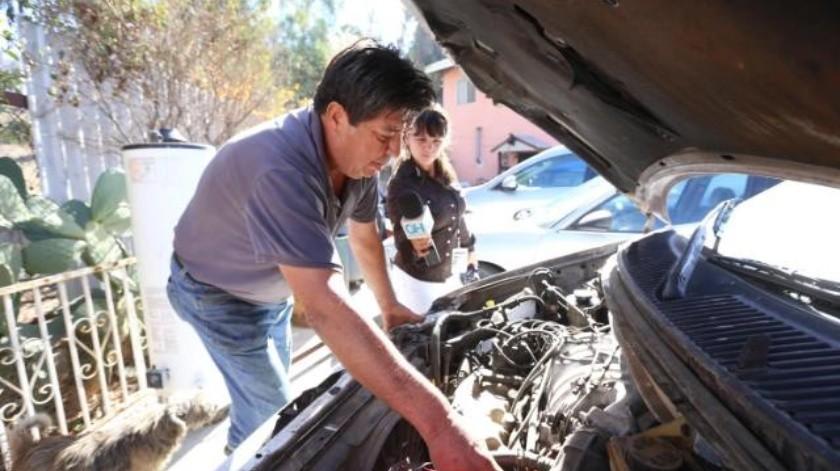 Desarrolla inventor local dispositivo ahorrador de gasolina para autos