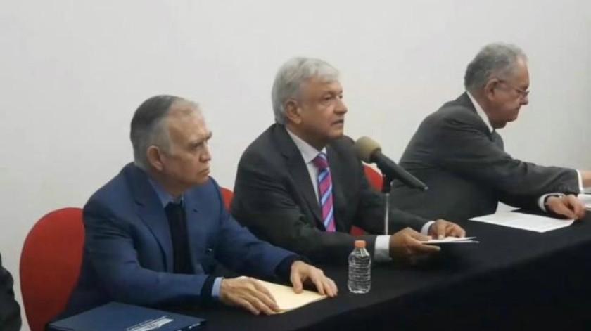 AMLO señala que cancelar Texcoco permitiría ahorro de 100 mil millones de pesos