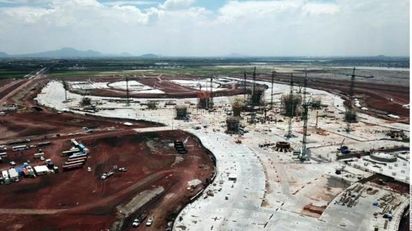 En esto podrían convertirse las obras del aeropuerto en Texcoco tras su cancelación