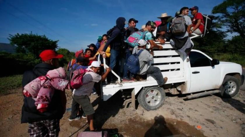 Departamento de Defensa de EU enviará 5 mil 200 soldados para reforzar la frontera