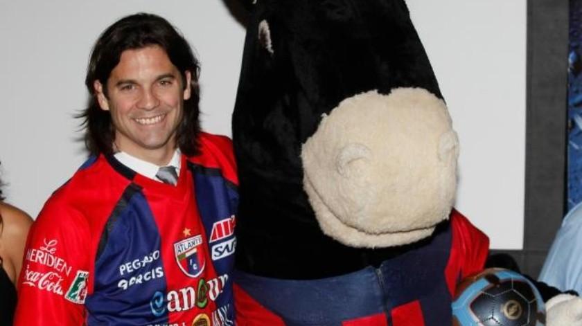 Santiago Solari, ''de cabalgar'' con el Atlante a dirigir al Real Madrid