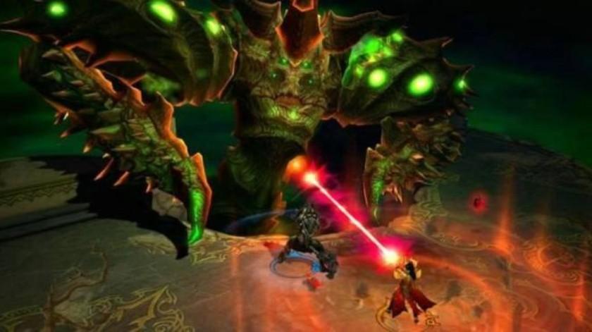 Estos serían los datos exclusivos de Diablo III para Nintendo