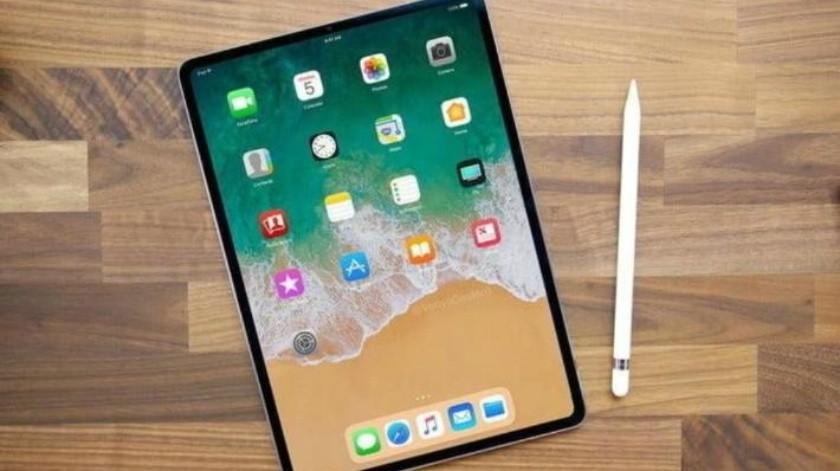 El nuevo iPad Pro de Apple no incluye un botón de inicio