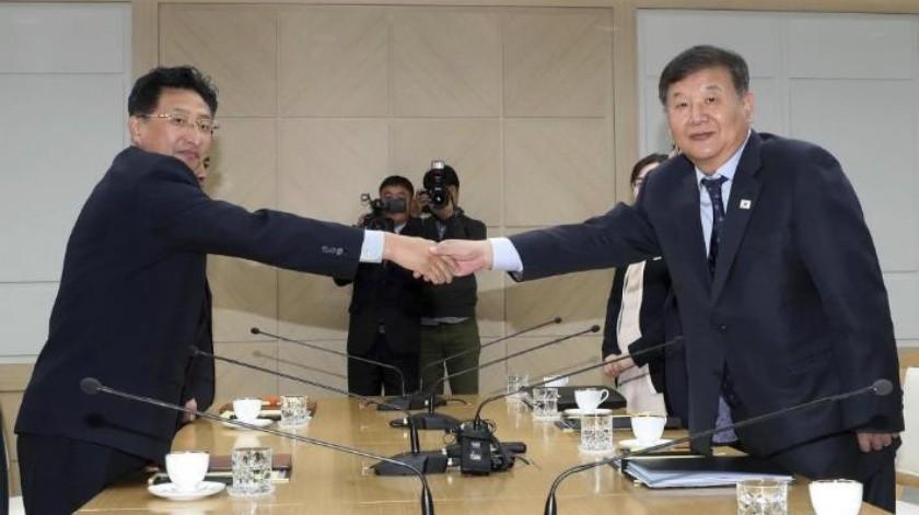 Corea del Norte y Sur se unen para los Juegos Olímpicos 2032
