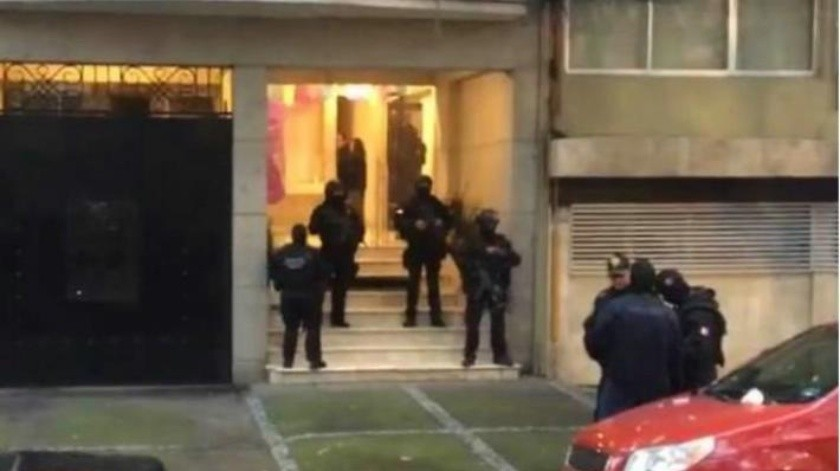 """Detienen a """"El Pistache"""", presunto líder criminal de la Unión Tepito"""