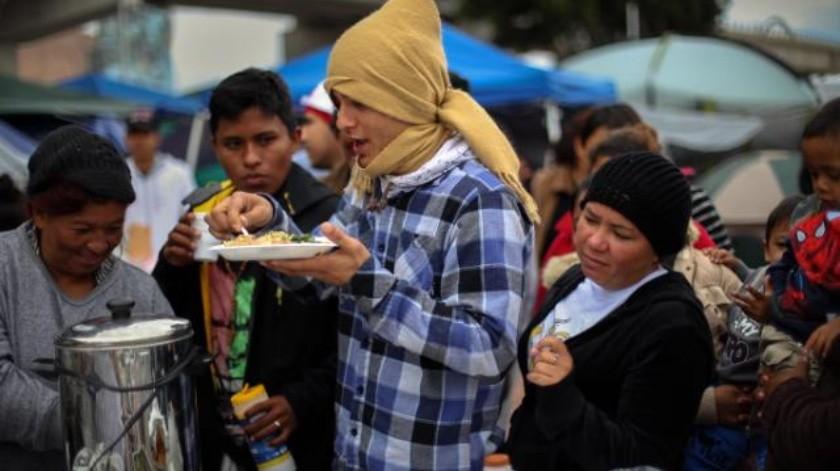 Lento el plan para recibir a los migrantes: Alianza Migrante