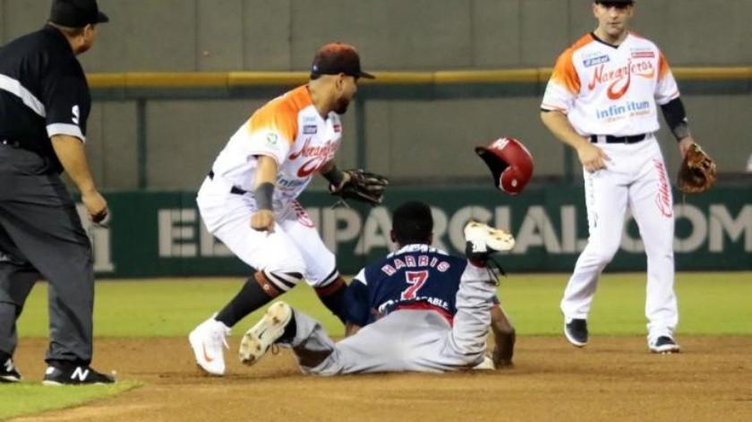 Jorge Luis Castillo y Francisco Peguero guían a Naranjeros al triunfo