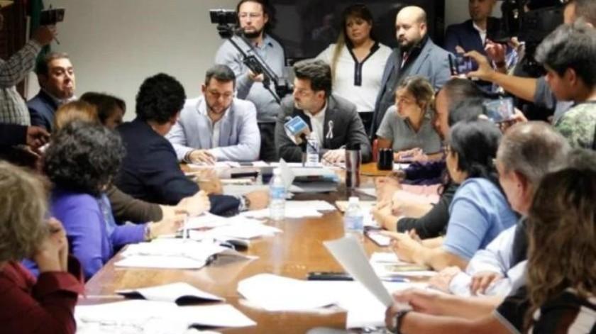 Comparecen funcionarios de Nogales por presuntos desvíos