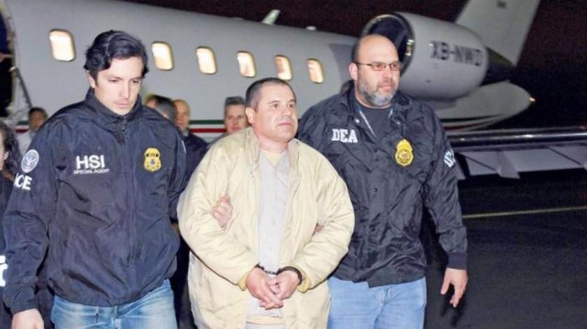 """Confirman juicio del """"Chapo"""" para?el próximo mes"""