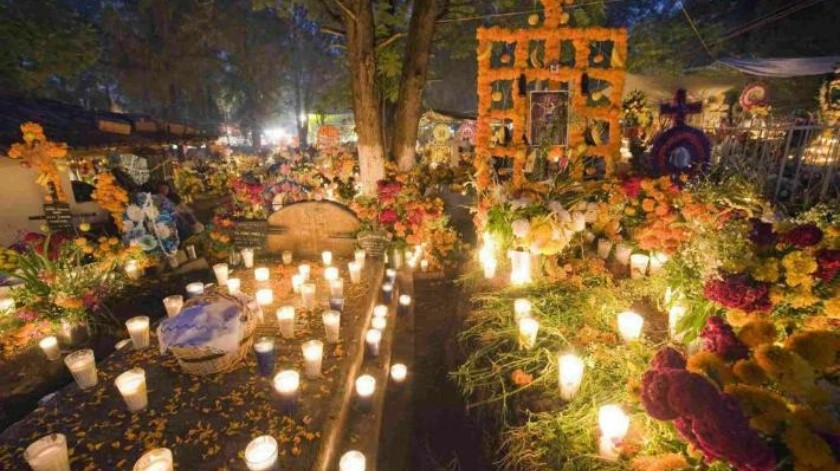 Conoce los cinco destinos para celebrar el Día de Muertos