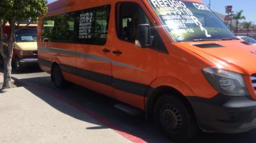 Transportistas no brindarán servicio esta noche de Halloween en Tijuana