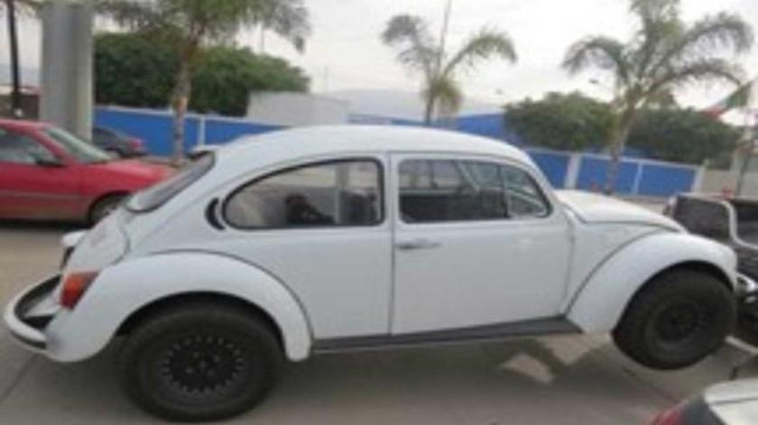 Recuperan tres vehículos robados en Ensenada