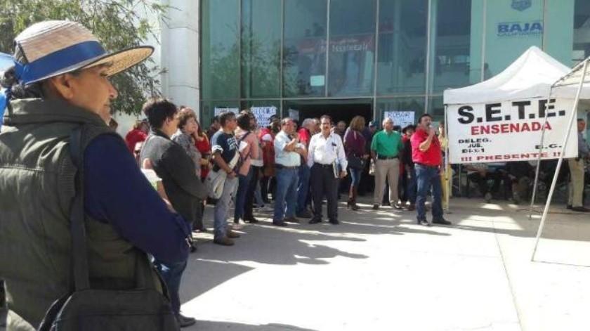 188 escuelas no tuvieron clases en Ensenada