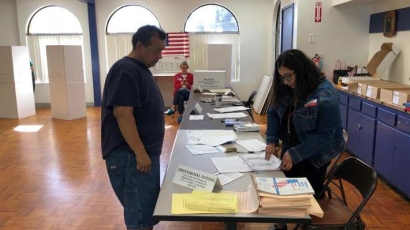 Reportan cero incidentes en casillas de San Diego estas elecciones