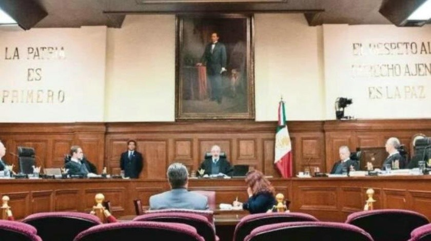 Jueces y magistrados del país protestan por salarios e independencia del poder judicial