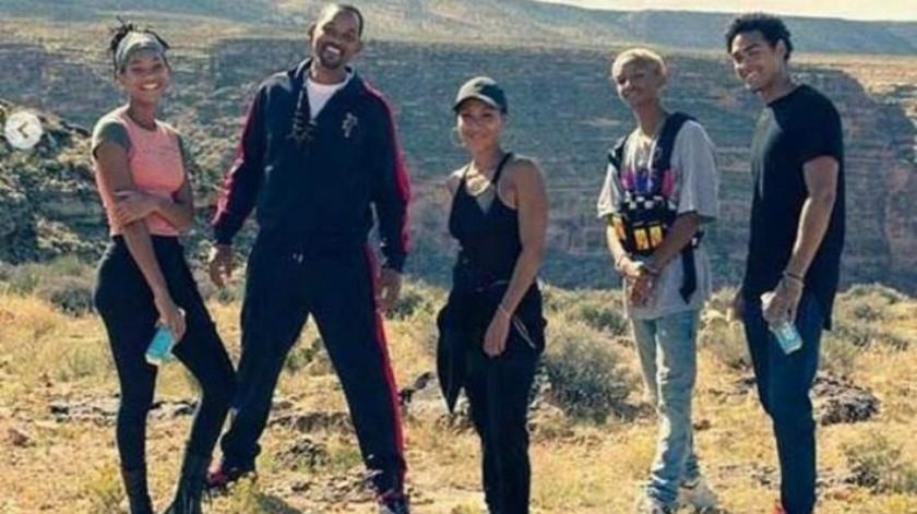 ¿Will Smith y su familia en Los Simpson?