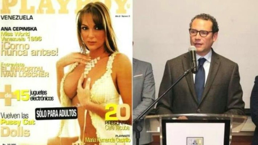 Playmate venezolana es de las funcionarias mejor pagadas en alcaldía de SLP