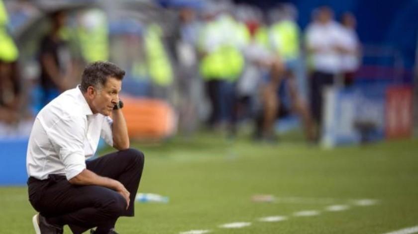 Osorio declina seguir al frente del 'Tri'