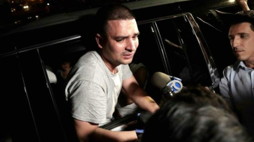 Migrante detenido cuando entregaba pizzas al Ejército de EU es liberado
