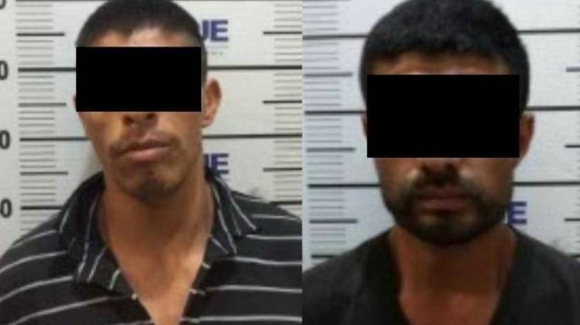Mandan a dos a prisión por robo con violencia