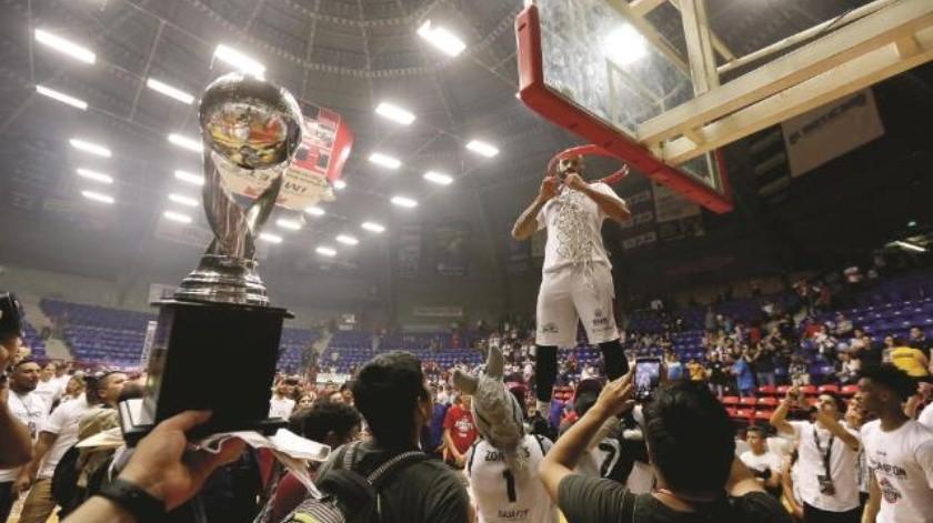 Zonkeys logra tercer título en Cibacopa