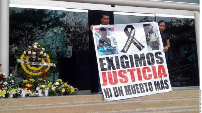 Asesinan a tres niños a diario en México
